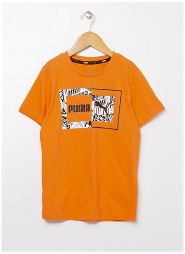 Puma Tişört Oranj